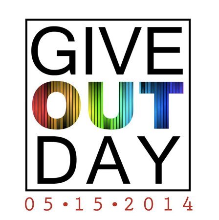 Support the Center on GiveOUT Day!
