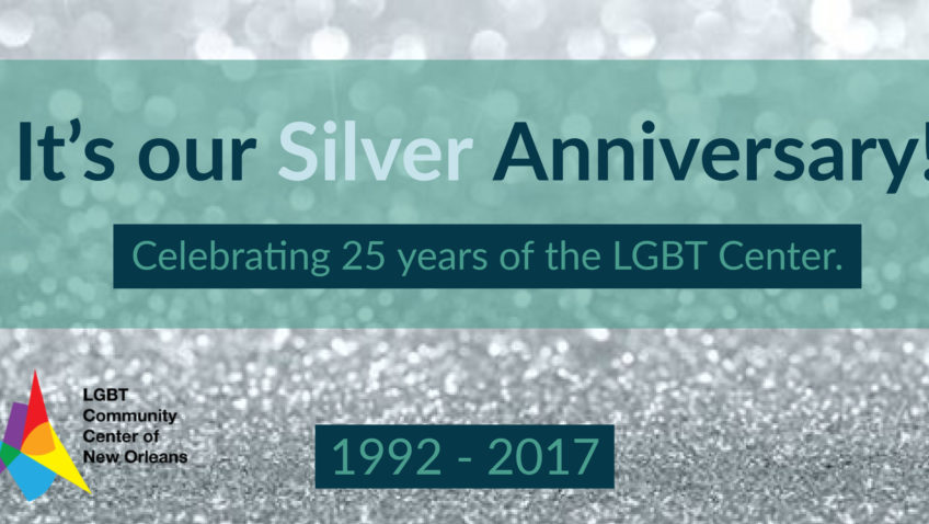 Join our Silver Anniversary Party! December 12th 7-11pm
