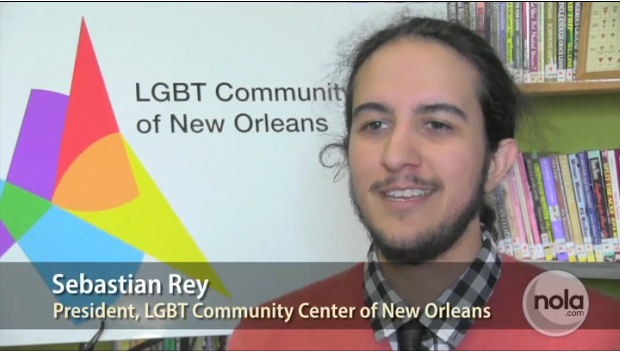Board President Sebastian Rey Discusses Michael Sam