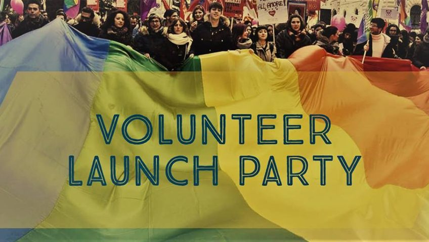 Volunteer Launch Party