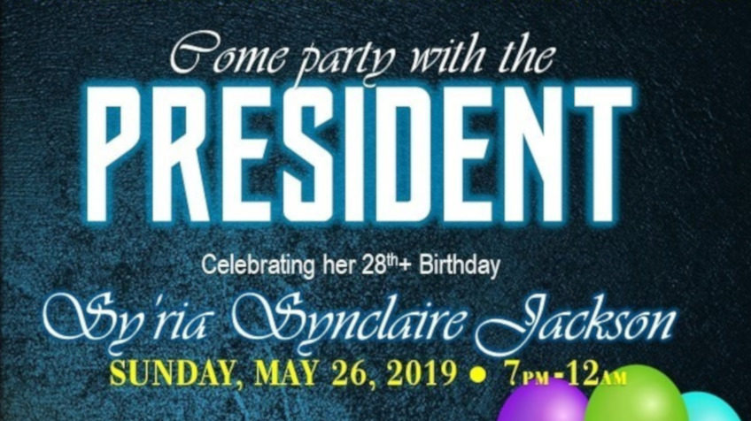Come Party with the President