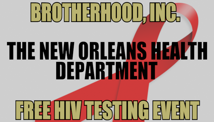 Free HIV Testing Event at the Center